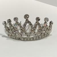 Tiara Hair Comb Princess Crown