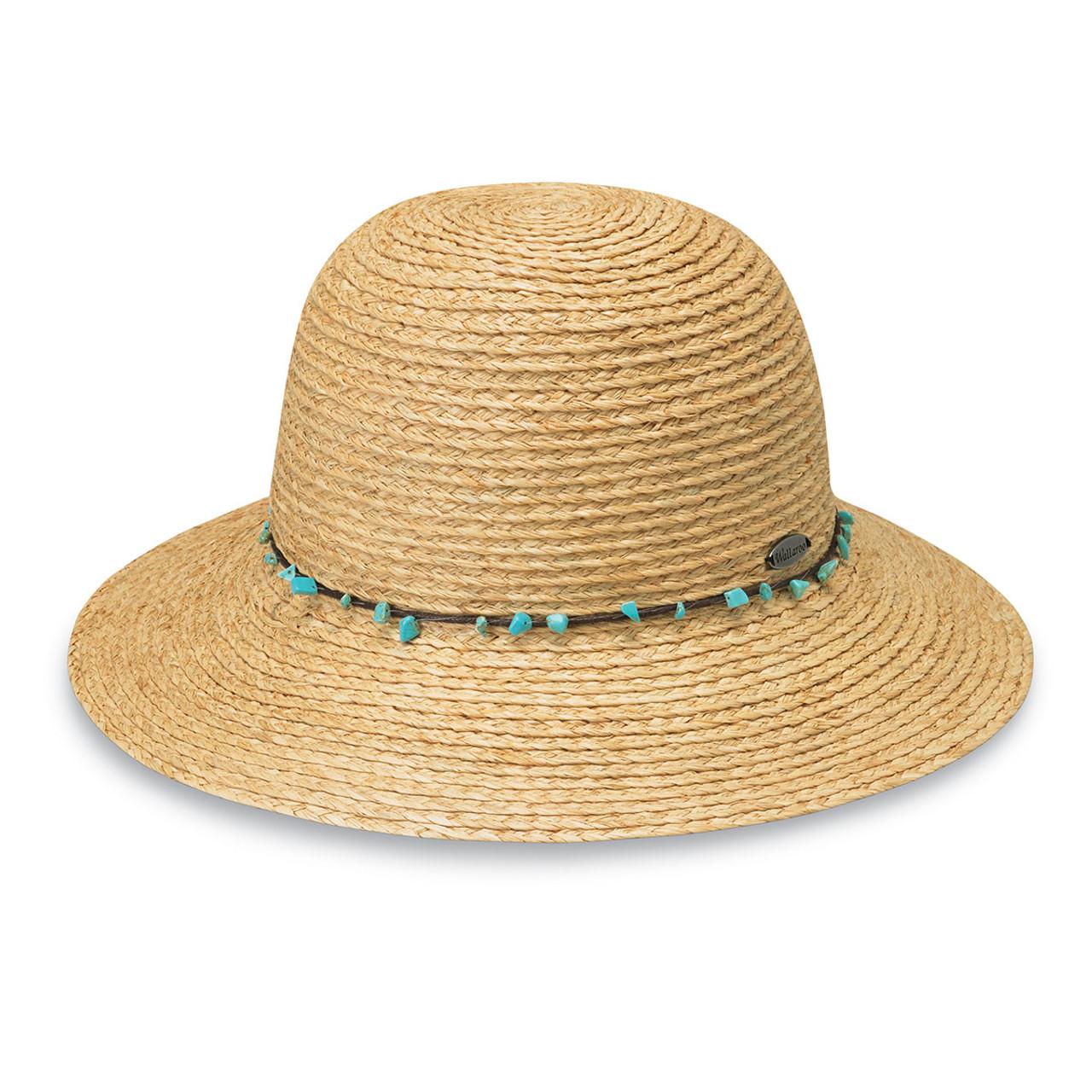 8578fac0 Wallaroo Women's Blair Sun Hat UPF50+ | Ladies Sun Hats