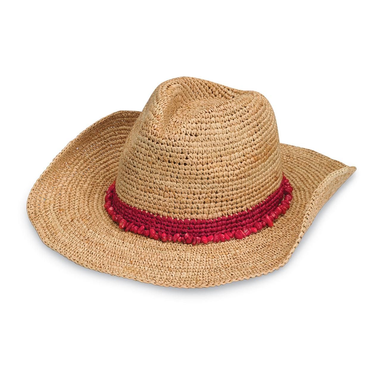 68c0018b596a9 Wallaroo Women s Catalina Cowboy Sun Hat