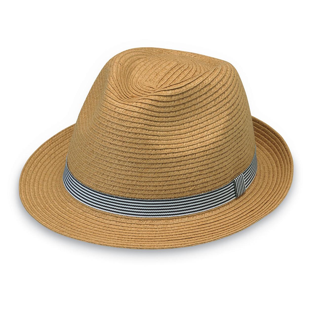 c8283eb80f9 Wallaroo Women s Trilogy Trilby Hat