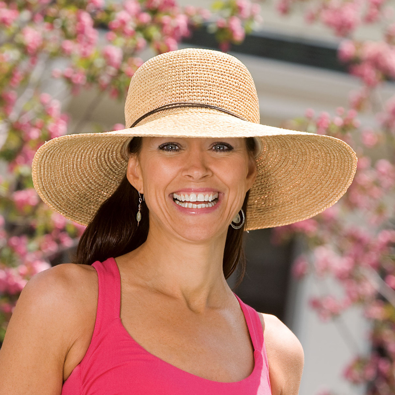 Details about Womens Wallaroo  Napa  Wide Brim UV Sun Hat UPF50+  60acdd8dca2