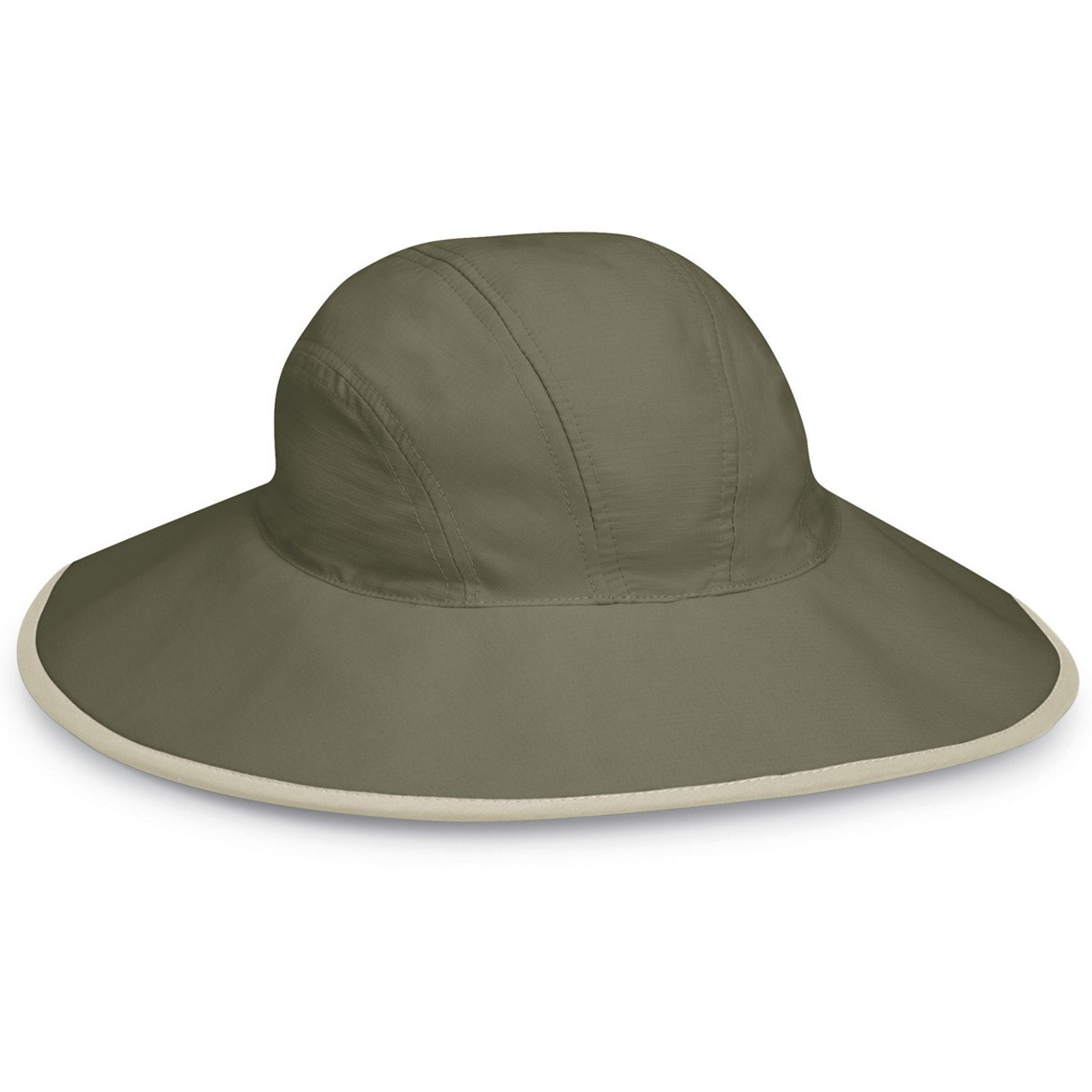 966d4f596ce Womans wallaroo Cape Town UPF50+ Sun Hat olive