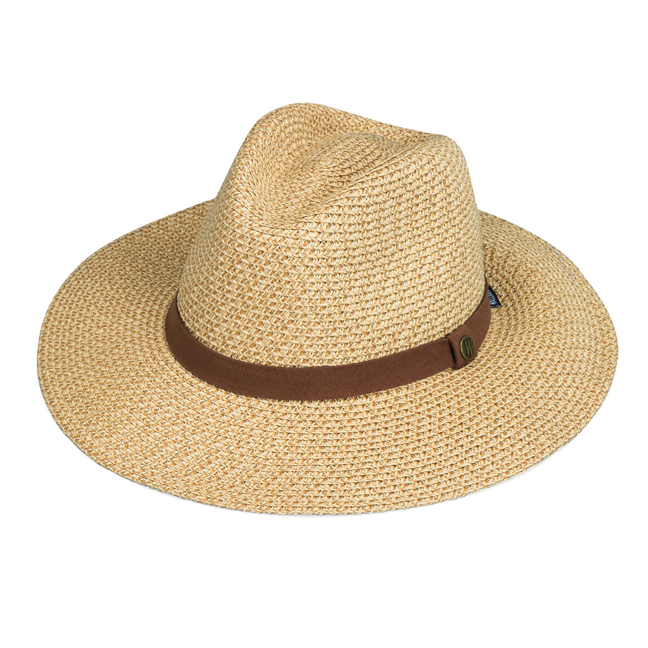 424e2fe533c Mens Wallaoo Outback UV UPF50+ sun hat natural