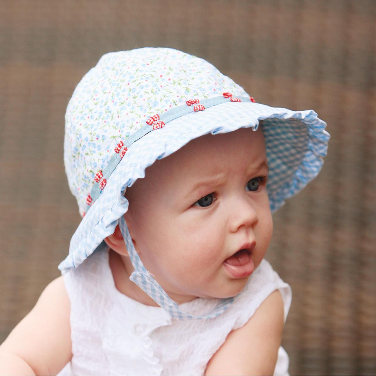 d07e491466cbc Wallaroo Baby Lorikeet UPF50+ Sun Hat