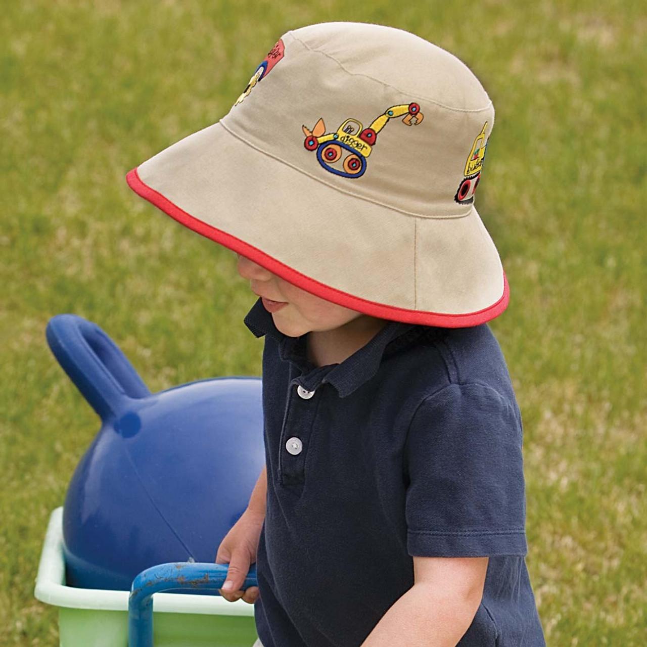 05826064 Boy's Wallaroo Digger UPF50+ Sun Hat | Children's Sun Hats