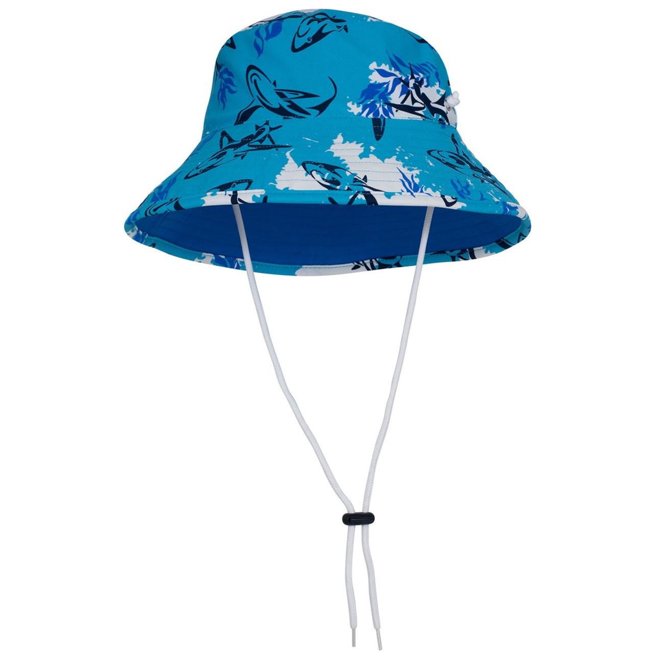 1a8afe27 Boys Tuga UV Reversible Bucket Hat Laguna | Boys UV Hats