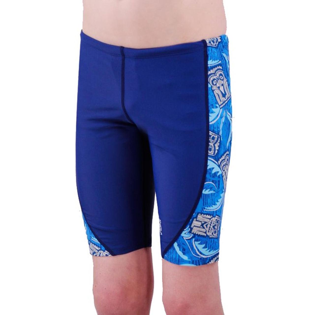 6320ce5e695b3 Boys Tuga Jammer Swim Shorts Cobalt Blue | Boys UV Clothing