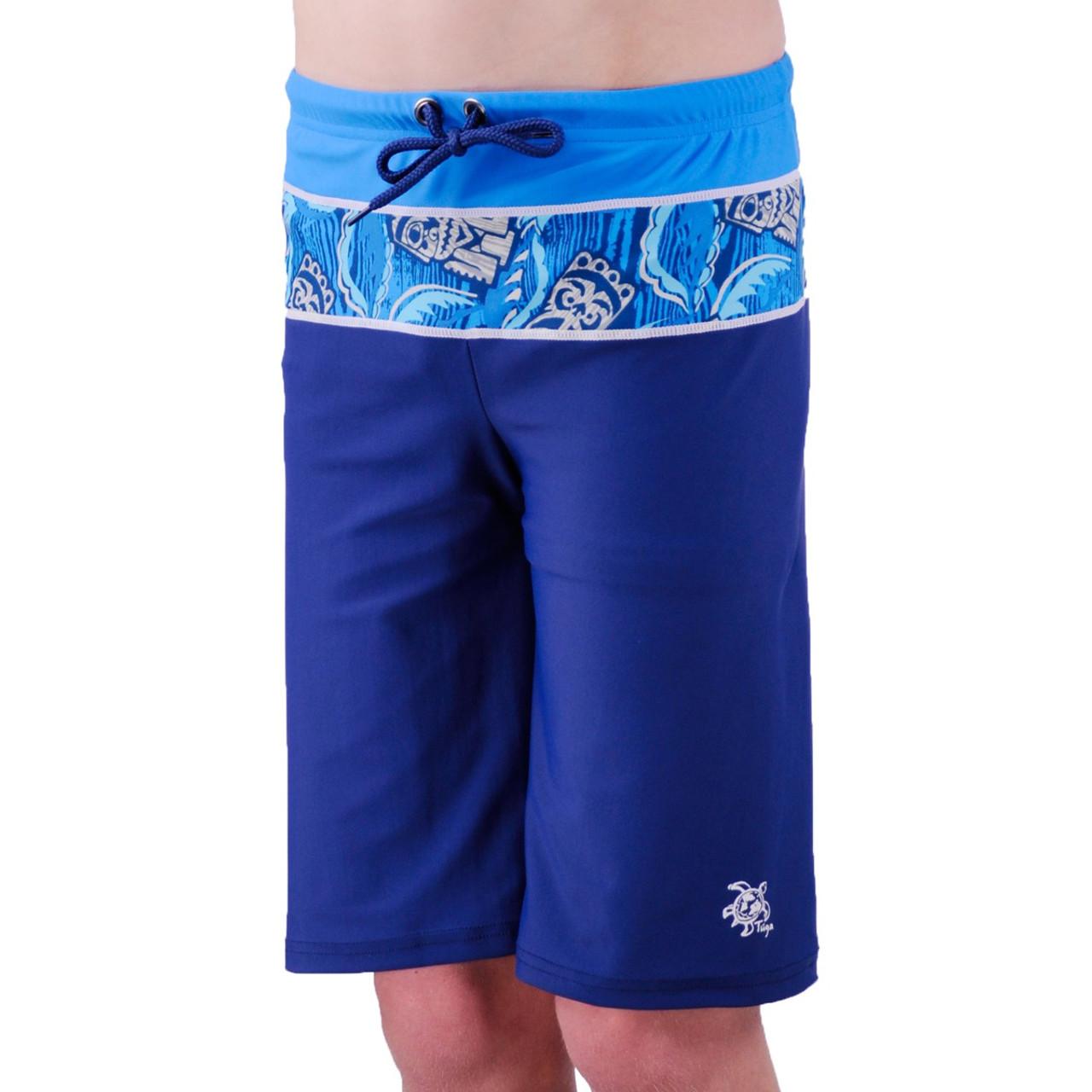 c2242d71e7438 Boys Tuga 'South Swell' Board Shorts UPF50 | Boys UV Clothing