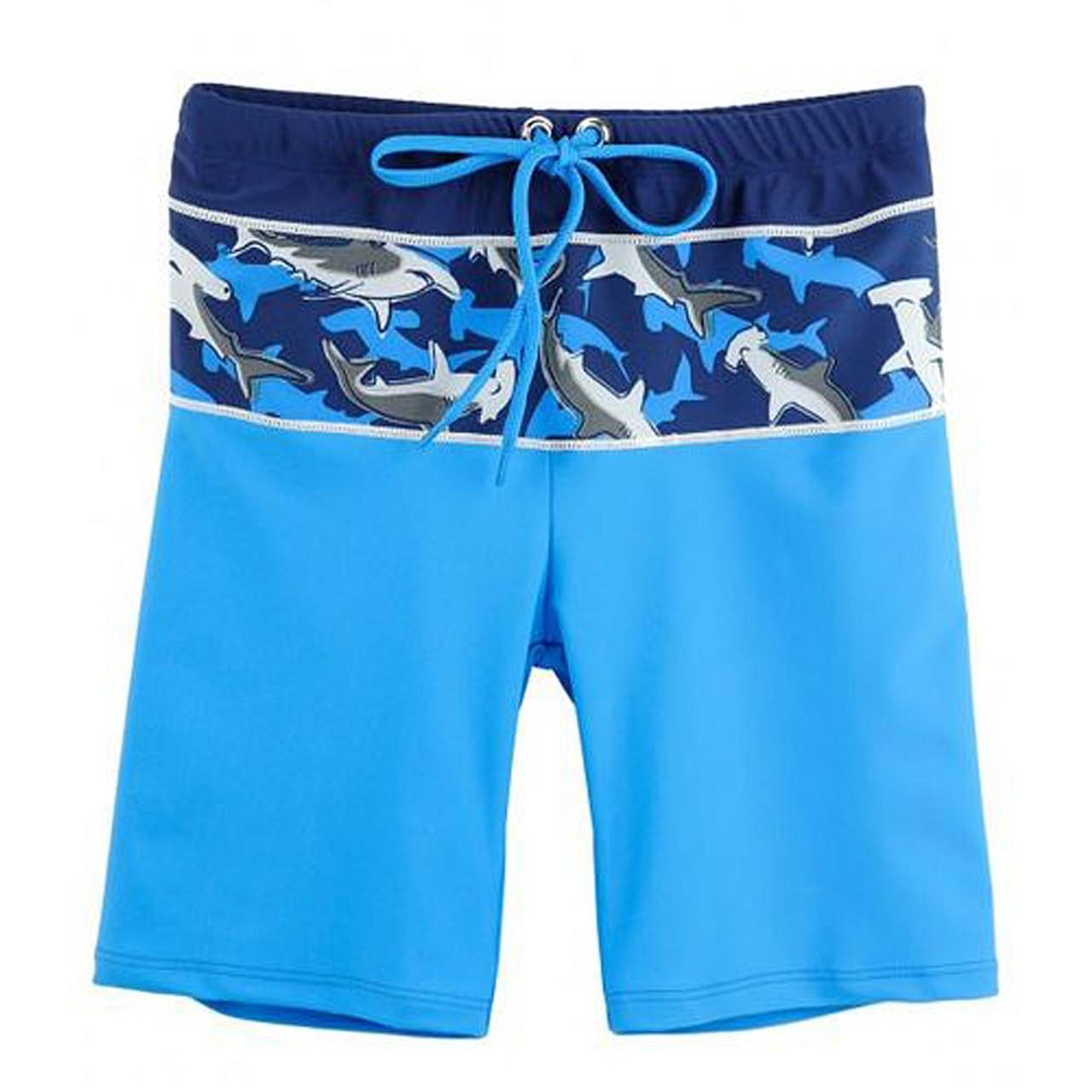 3308f112699c9 Boys Tuga 'South Swell' Board Shorts UPF50 Surf | Boys UV Clothing