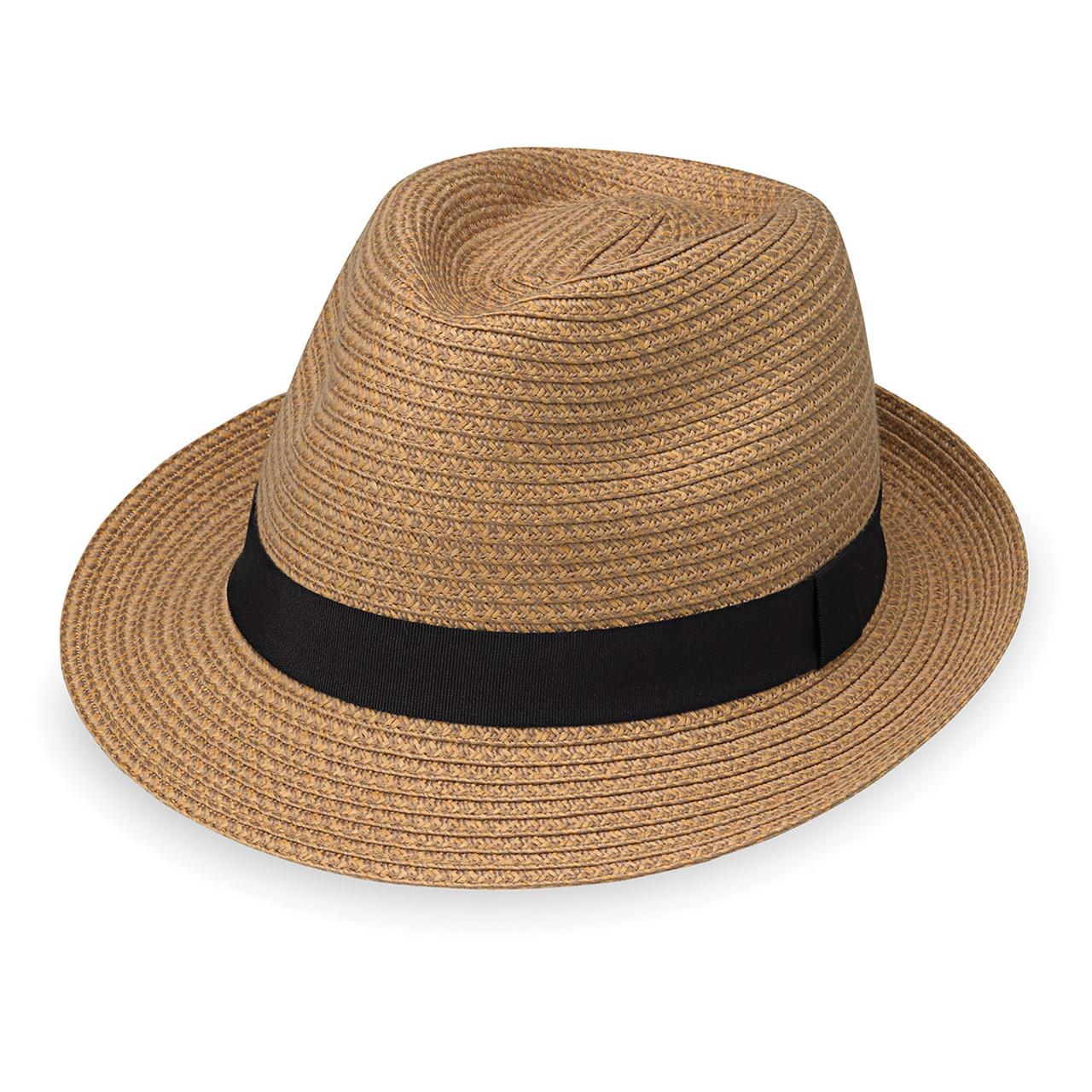 44f7488a4b1 Men s Wallaroo Justin Hat Natural Combo