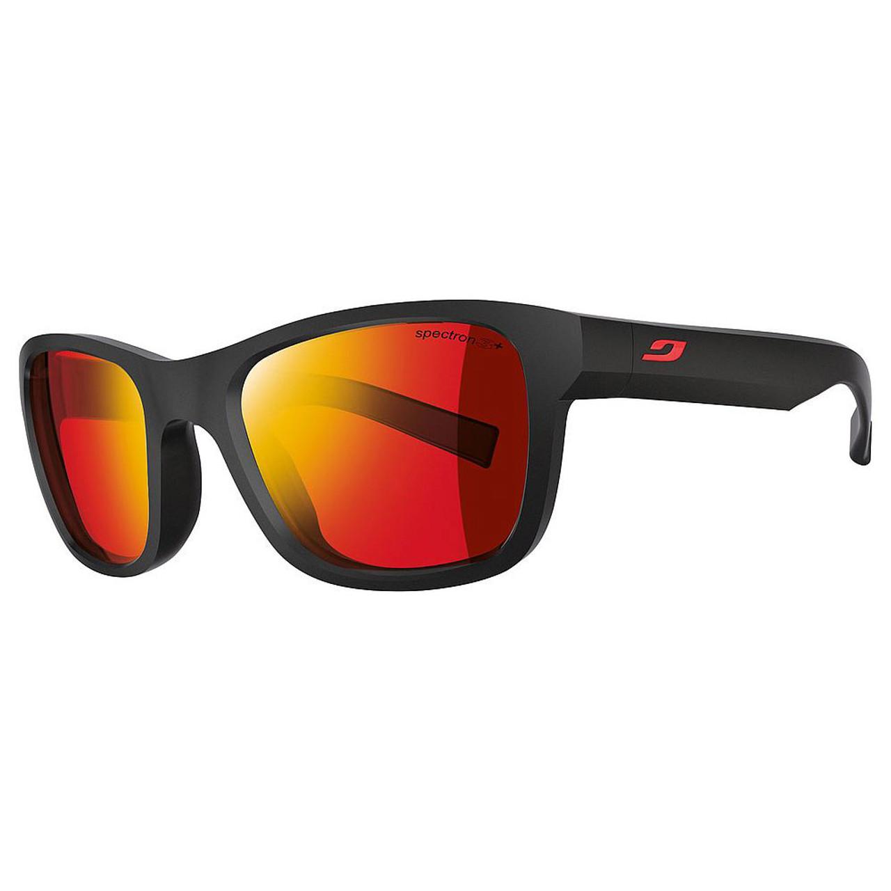 7991b6e976534 Julbo Reach Matt Black Sunglasses