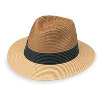 Mens Wallaroo St Tropez Fedora UV sun hat 055f25a195e5