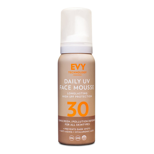Evy Daily UV SPF30 face mousse