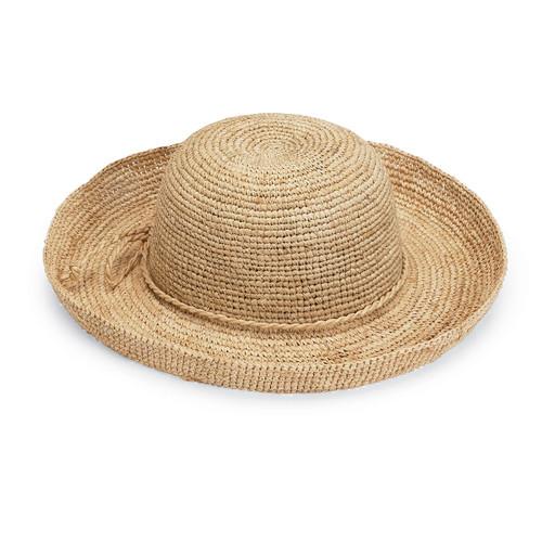Womens Wallaroo Catalina Hat natural