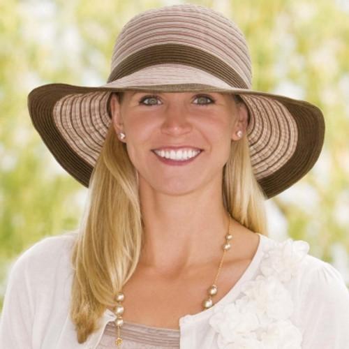 cc38417f1d8 Wallaroo Women s Ginger UPF50+ Sun Hat