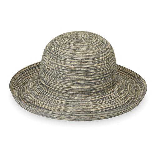 Womans Wallaroo Sydney hat cloud grey