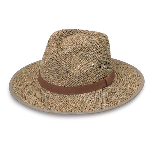 Mens Wallaroo Charleston UPF50+ sun hat