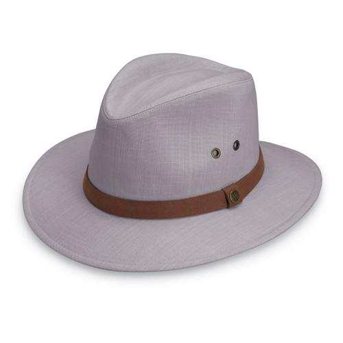 Wallaroo Jamison Mens hat grey