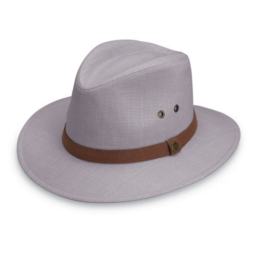 Wallaroo Jamison Mens hat grey