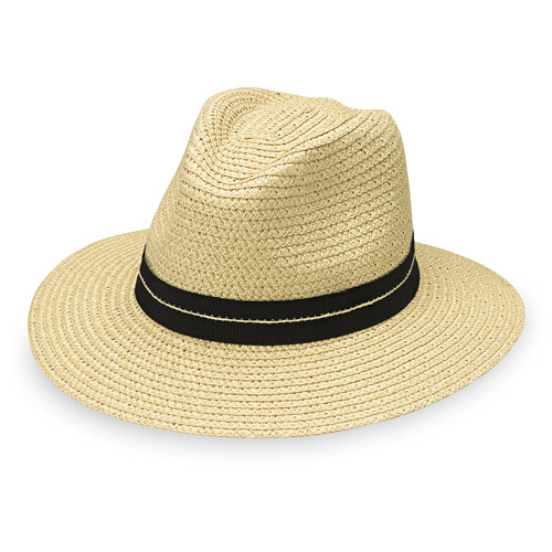 Mens Wallaroo Blake UPF50+ Sun hat ivory