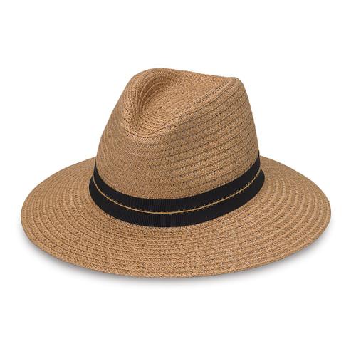 Mens Wallaroo Blake UPF50+ Sun hat natural