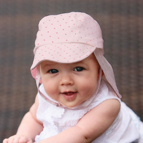 Baby Wallaroo UV Kiwi Hat (UPF50+)