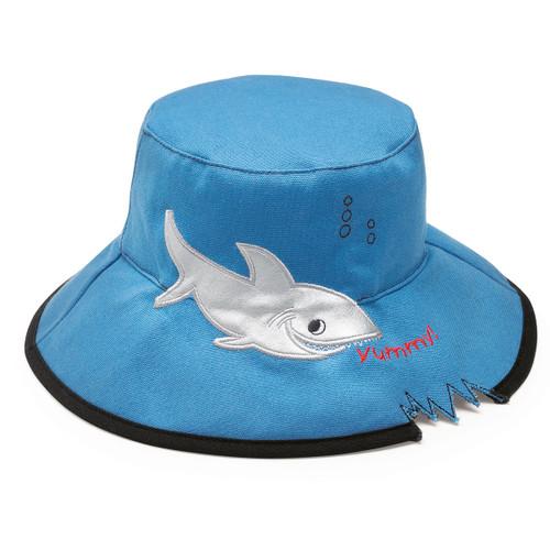 Childrens Wallaroo shark hat