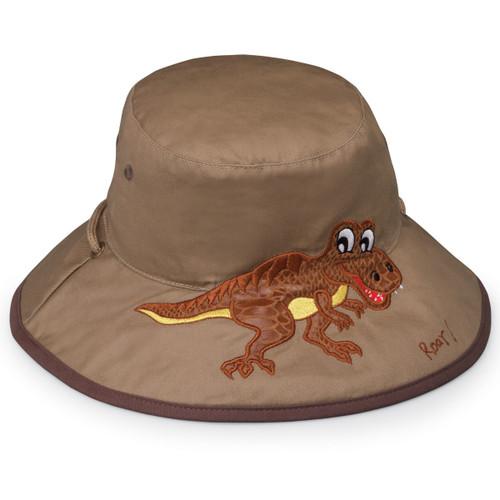 Child wallaroo UPF50+ dinosaur sun hat