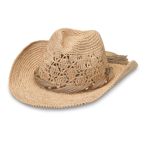 Womans Wallaroo tina cowboy hat
