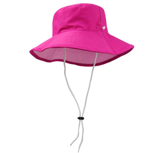 Tuga Reversible girls UV bucket hat pink