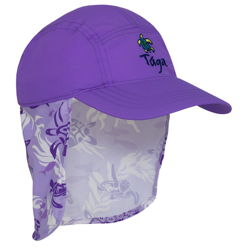 Tuga girls UV legionnaire hat amethyst