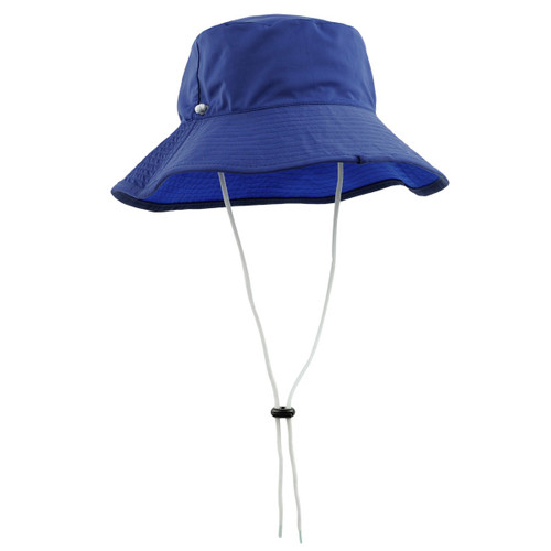 Boys Tuga UV Reversible bucket hat navy