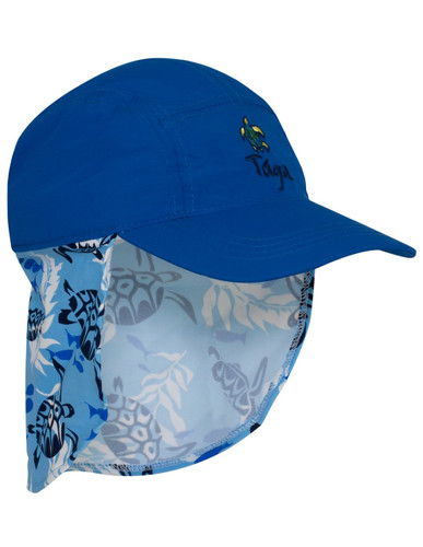 Tuga Boys UV legionnaire hat high sea