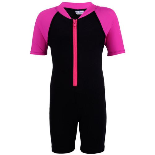 Tuga girls UV thermal swimsuit wetsuit