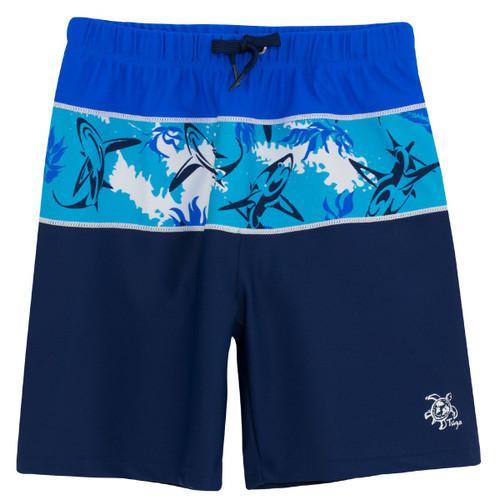 Boys Tuga south swell board shorts laguna