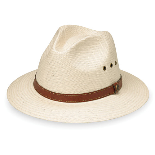 Mens Wallaroo Avery UV sun Hat