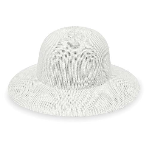 Wallaroo Victoria Sports sun hat white