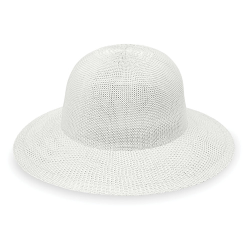 Wallaroo Victoria Sports sun hat white