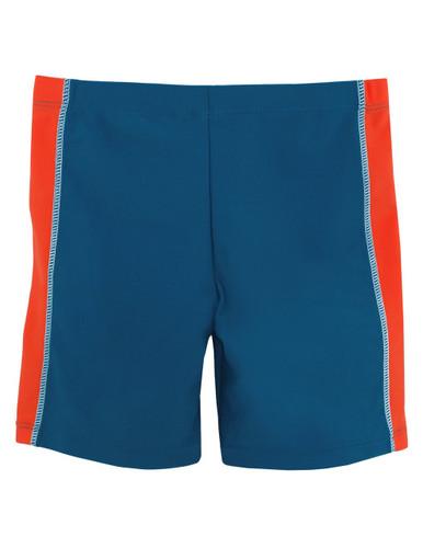 Boys Sun Busters uv swim rash shorts