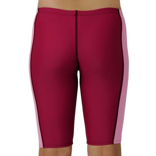 cd9d4914ec Tuga Womens UV Jammer Shorts Cranberry | Womens UV Clothing