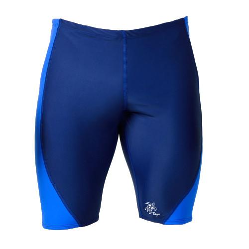 Tuga mens jammer UV swim shorts Royal/Navy