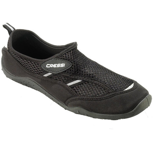 Cressi Noumea black aquashoes beach shoe