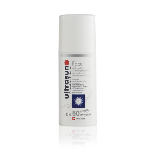Ultrasun SPF30 anti pigmentation once a day face sunscreen 50ml