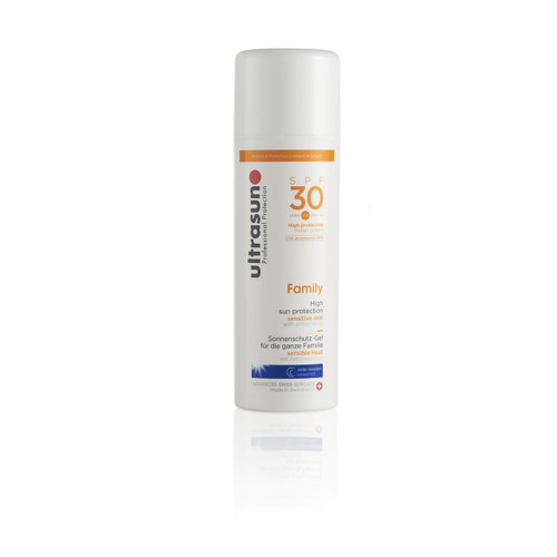 Ultrasun SPF30 Family Formula sunscreen once a day (150ml)