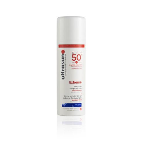 Ultrasun SPF50 extreme formula once a day sunscreen 100ml