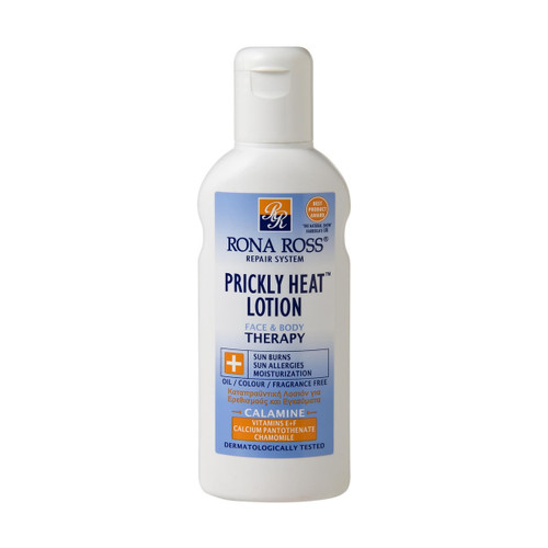 Rona Ross prickly heat gel lotion