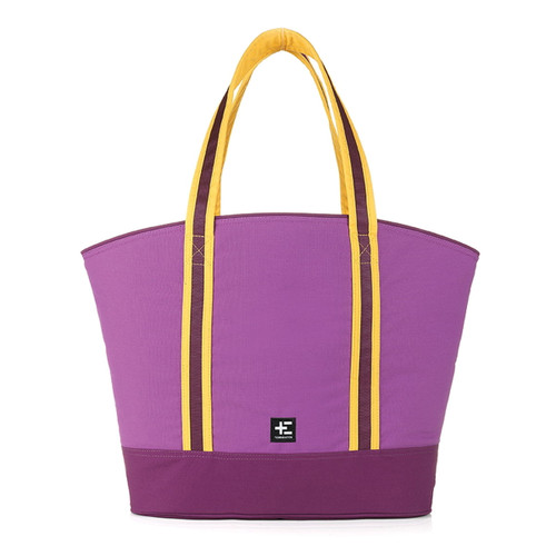 Terra Nation Rau Kopu Beach Bag violet
