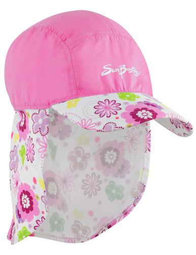 Sun Busters UV Legionnaire Hat Poppyberry (UPF50+)