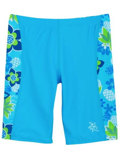 tuga girl UV jammer swim shorts upf50 cristillo