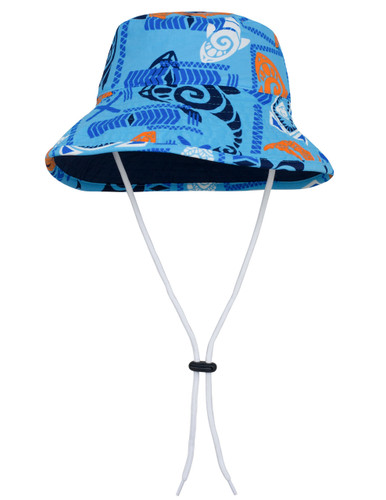 Tuga boys reversible UV bucket hat upf50 night